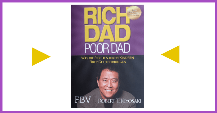 Buch: Rich Dad Poor Dad