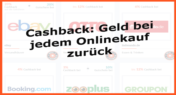 Cashback bei Getmore